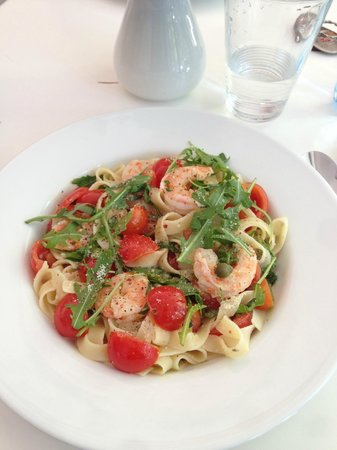 Beca's Kitchen - Homemade Food : Pasta with shrimps
