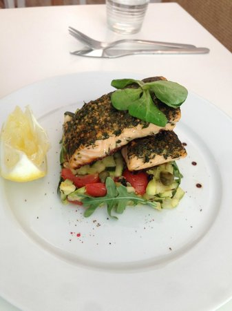 Beca's Kitchen - Homemade Food : The salmon
