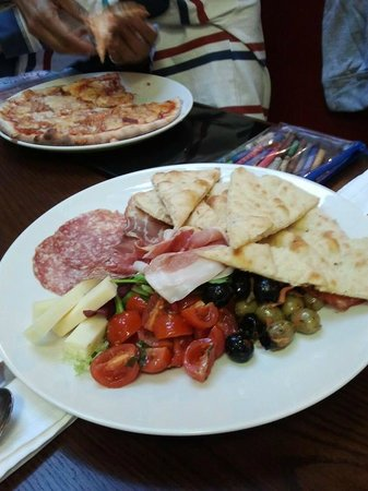 Antipasto Italiano - to share @ Galleria Italiana, Worcester
