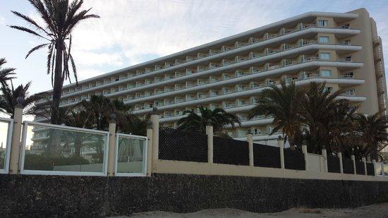 ClubHotel Riu Oliva Beach Resort: Hotel
