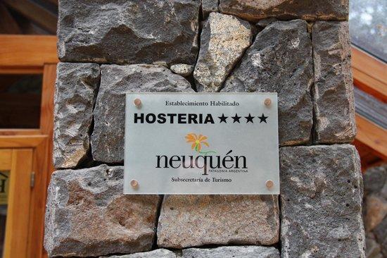Hosteria Puerto Sur: Puerto Sur Villa la Angostura