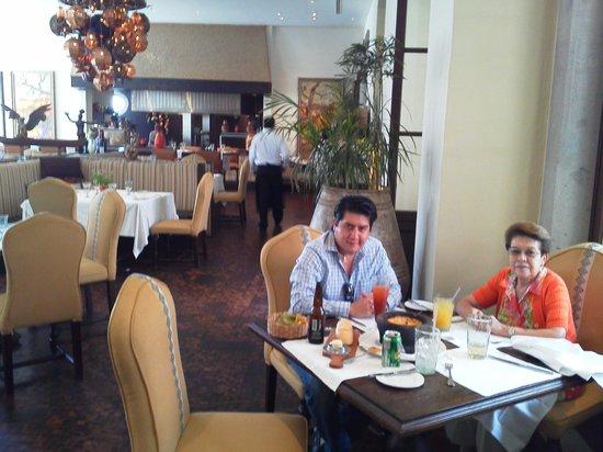 Rosewood San Miguel de Allende: Restaurante