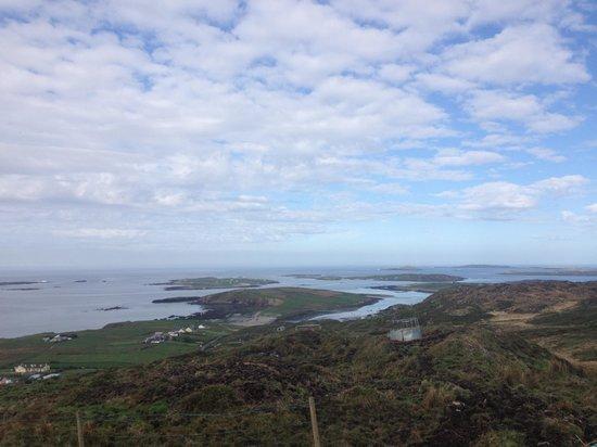Sky Road: punto panoramico