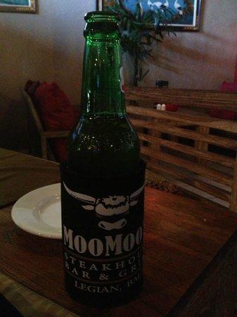 Moo Moos Steakhouse Bar and Grill: MOO MOO Bintang