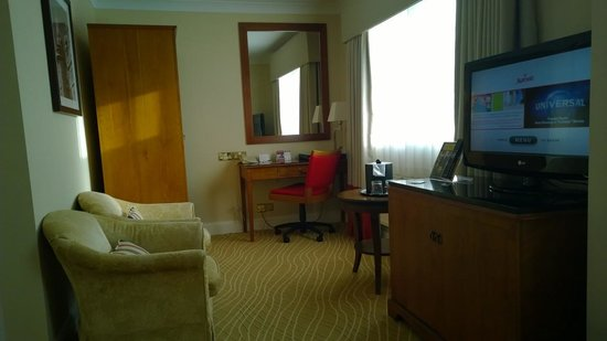 Sunderland Marriott Hotel: View of the room