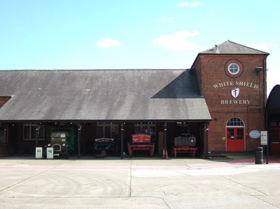 The National Brewery Centre: Historic Vehicles