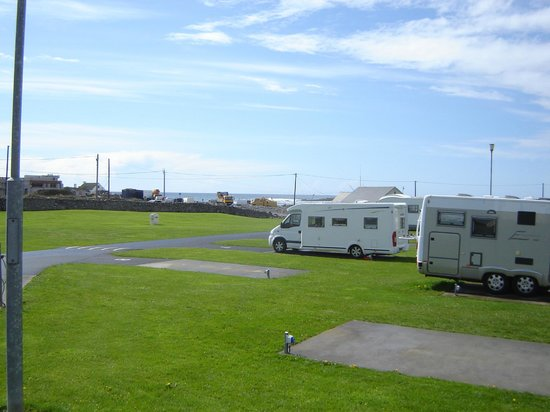 Nagle's Doolin Camping & Caravan Park: Nagle's Doolin