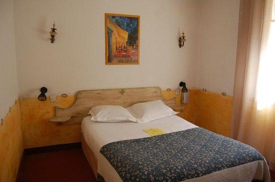 HOTEL DU PARC : chambre