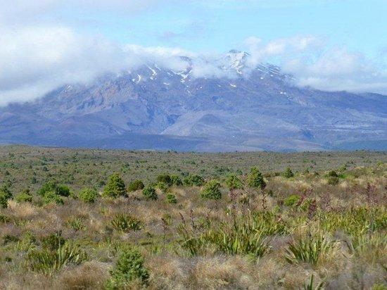 Parque nacional de Tongariro, Nueva Zelanda: Tongariro national park
