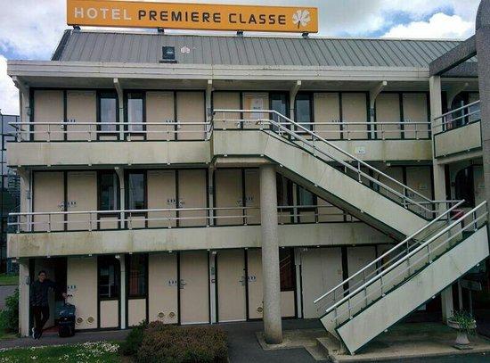 Premiere Classe Brest - Gouesnou : L'hôtel