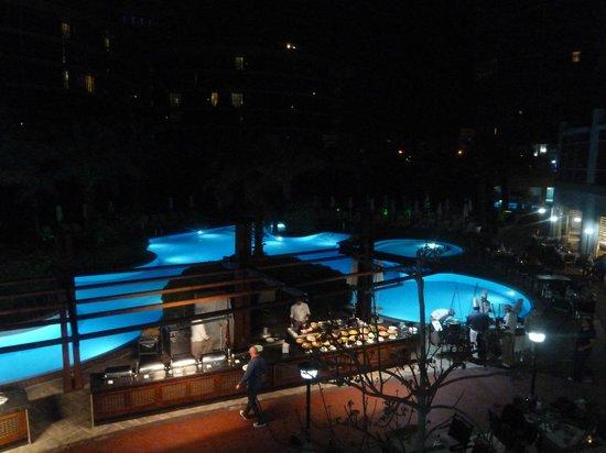 Liberty Hotels Lara : night time