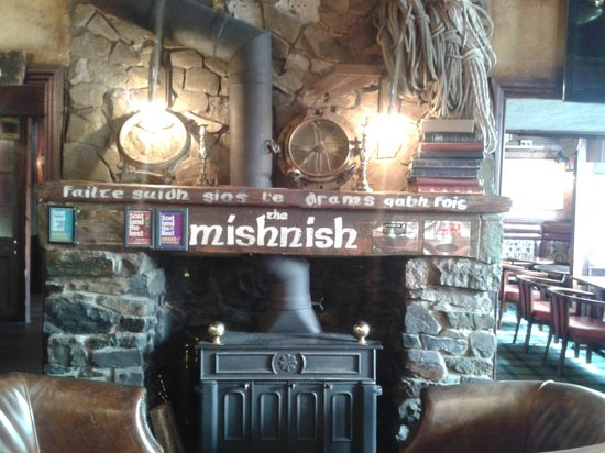 The Mishnish Bar: and another