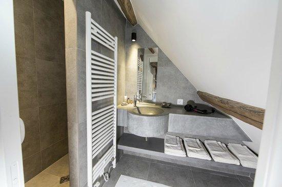 Chateau De Marigna: Salle de bains