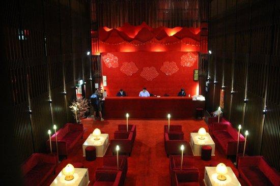 Santa Grand Hotel Lai Chun Yuen : hall