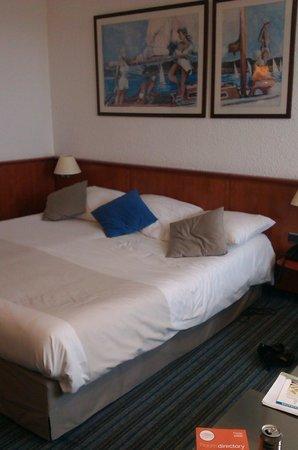Carnac Thalasso & Spa Resort Hotel: chambre ocean