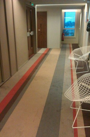 Carnac Thalasso & Spa Resort Hotel: couloir
