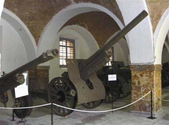 Museo Historico Militar de Cartagena : Museo militar