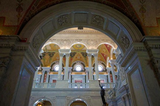 Library of Congress: Beautiful art !