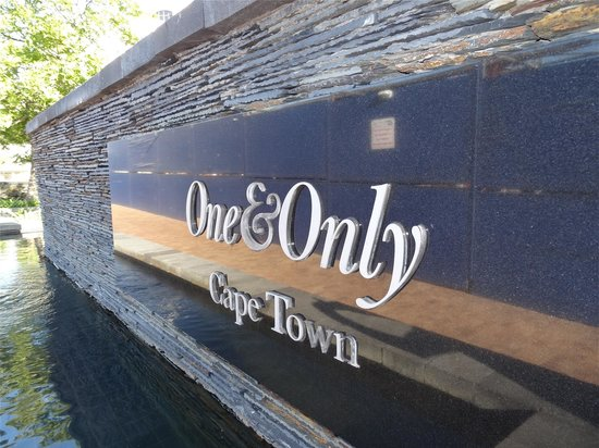One&Only Cape Town : Welcome
