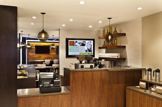 The Westin Washington, D.C. City Center: Grab and Go