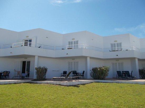 Aparthotel Ferrera Blanca: garden rooms
