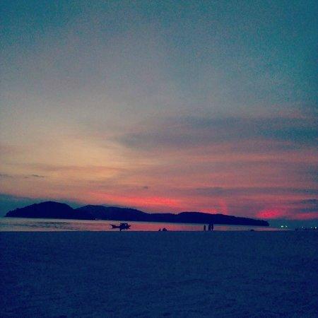 Casa del Mar, Langkawi: Instagram, hotel front beach