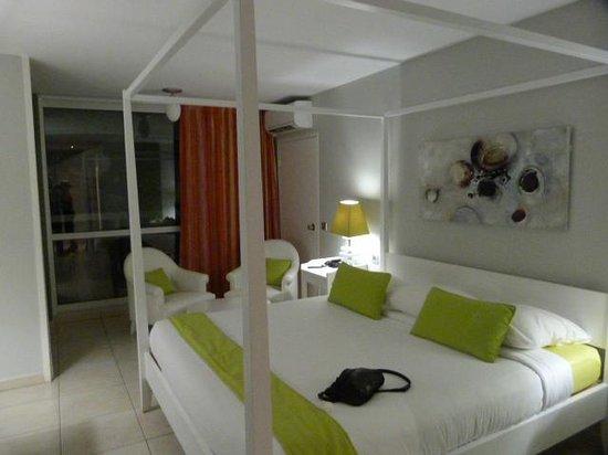 Hotel La Pagerie: Notre chambre