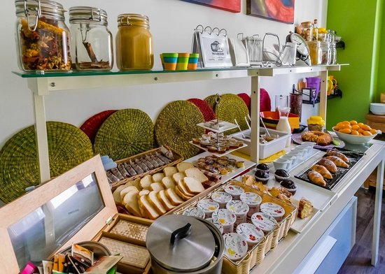 B&B Agramante : Breakfast buffet