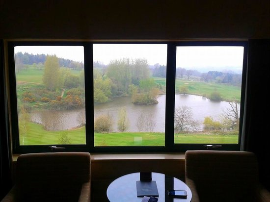 Hellidon Lakes Golf & Spa Hotel: The view from our room