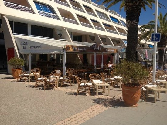 Cook's Café : terrasse