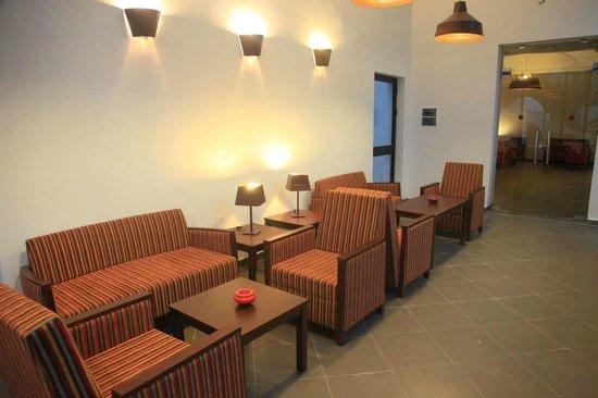 Hotel Menara: lounge