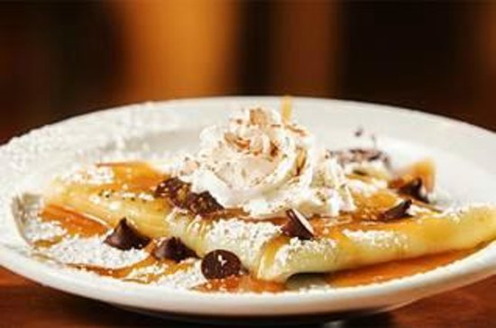 The Good Egg: Specialty Sweet Crepe