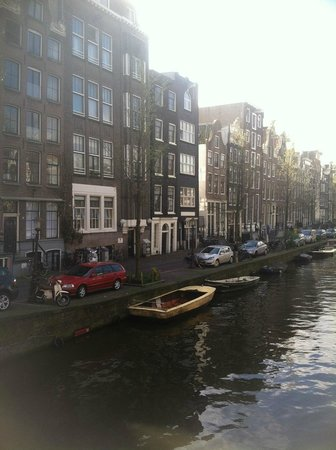History Trips : Amsterdam on a beautiful Spring day!