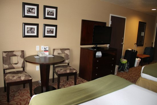 Holiday Inn Express Hotel & Suites Kanab: Sitzecke