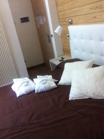 Piccolo Hotel Aurora: La nostra stanza.. :)