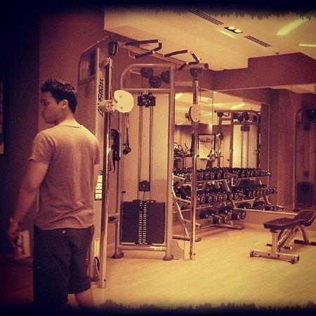 Shangri-La's Rasa Ria Resort & Spa: gym