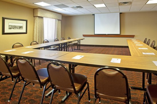 Hampton Inn & Suites Minneapolis - St. Paul Airport: Meeting Space