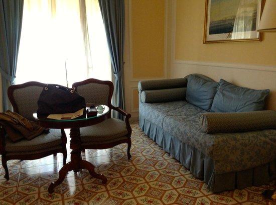 Grand Hotel Royal: camera