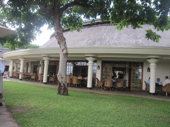 Ilala Lodge: dinning room