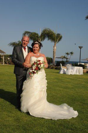 St Raphael Resort: our wedding at the st rapahel