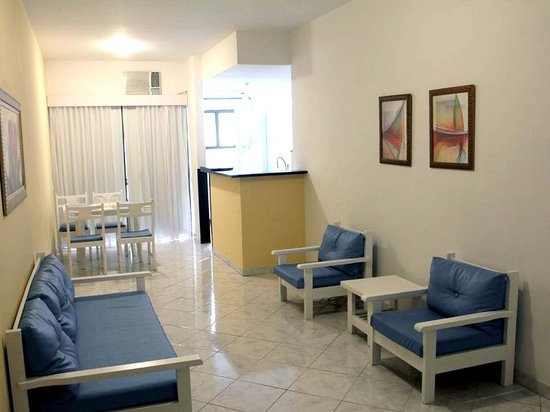 Atlantico Palace Hotel Residencia: Sala
