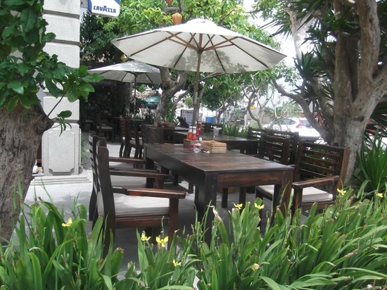 Chu Hotel Danang : terrasse