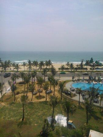 Chu Hotel Danang: chambre avec vue sur ocean
