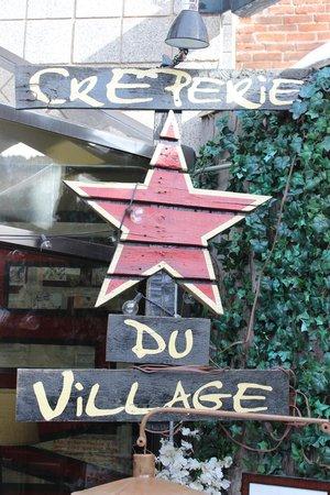 French Alpine Bistro - Creperie du Village: creperie du village