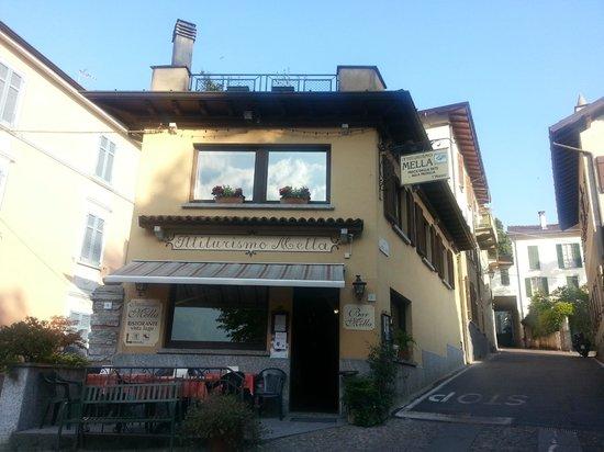 Ittiturismo Ristorante Mella: Restaurant