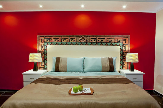 L'aldea : Hotelroom