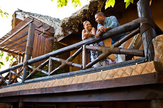 L'aldea: Balcony