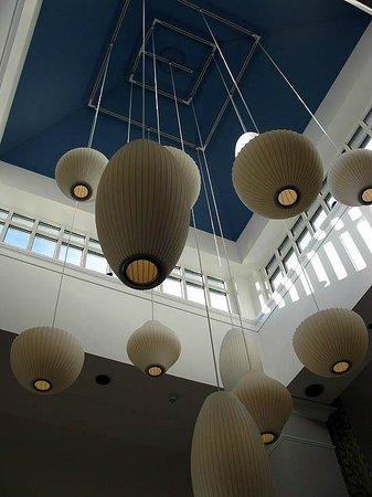 Hilton Garden Inn Springfield: Hilton Garden Springfield MA - Lobby Area