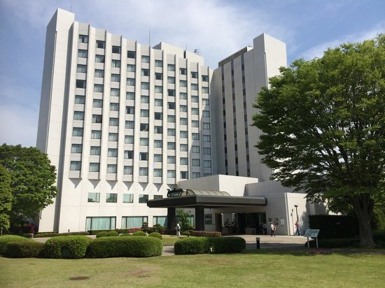 Radisson Hotel Narita: M hôtel
