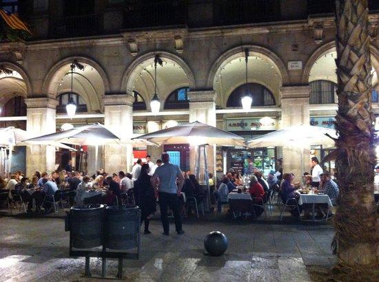 Restaurante Ambos Mundos : Le restaurant a eviter!!